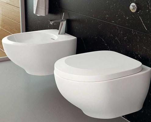 outlet sanitari boiserie in ceramica per bagno