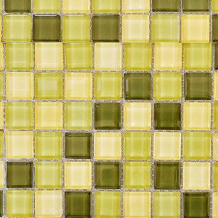 MOSAICO FOGLIO 30x30 Cod. 0032 GIALLO